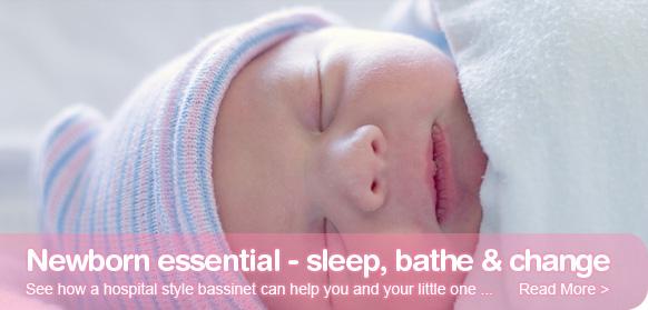 Hospital Bassinet Hire
